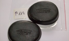 Triumph kneegrip rubber