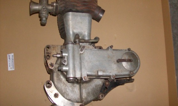 AJS 350cc Engine Binks Carburetter