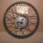NSU Fox front Wheel