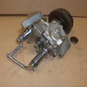 NSU OSL 350/500 gearbox