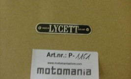 Lycett Badge