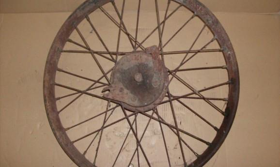 DKW Beaded Edge Wheel