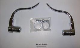 NSU OSL 351/501 Clutch and Brake Levers