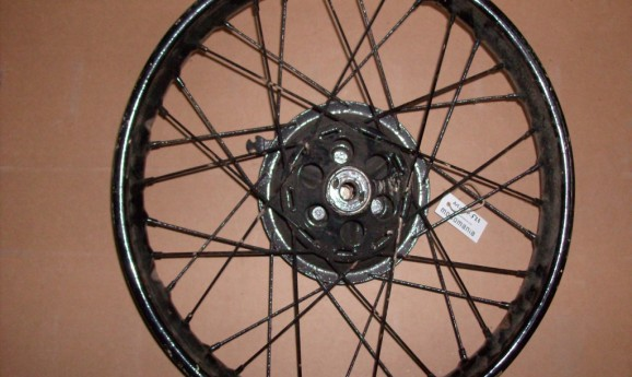 NSU Max Front Wheel