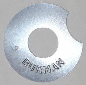Burman kickstart cover 116mm