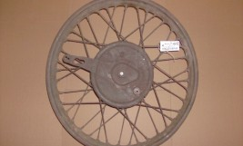 BSA Sloper /770cc Front Wheel