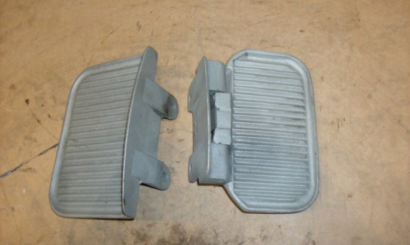 BMW R4 Footboard Rear
