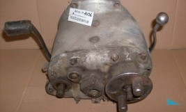 BMW R25/2 Gearbox