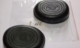 NSU kneegrip rubber