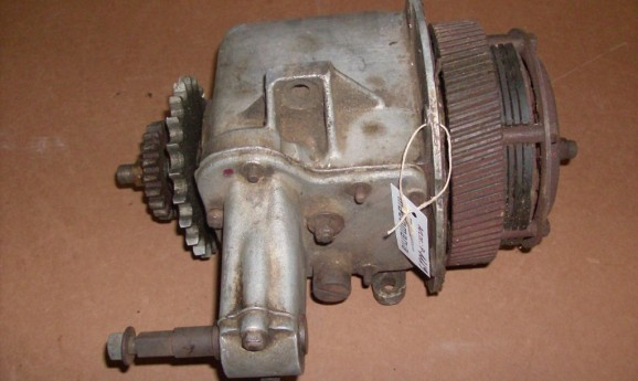 Indian Gearbox