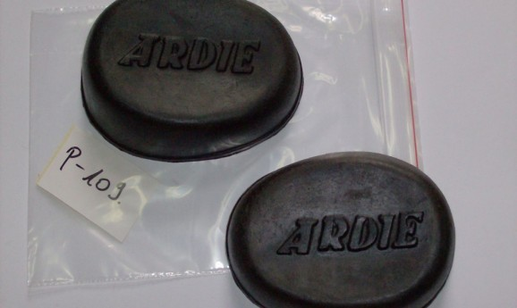 Ardie kneegrip rubber