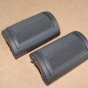 Universal footrest gummi