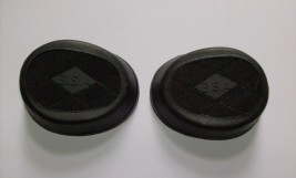 BSA kneegrip rubber small