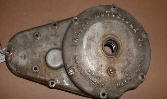 Indian Scout Primary Chaincase